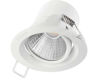 Bộ đèn downlight ân trần LED Philips 59752 KYANITE 070 5W 27K WH